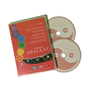 Understanding Chakras DVD Collection for Sale